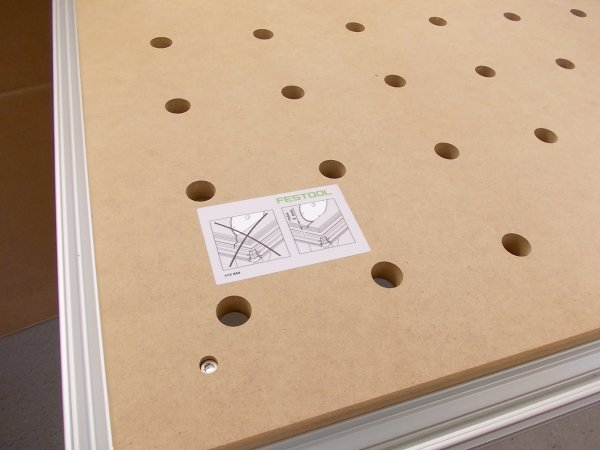 festool multifunktionstisch mft 3 werktisch ebay. Black Bedroom Furniture Sets. Home Design Ideas